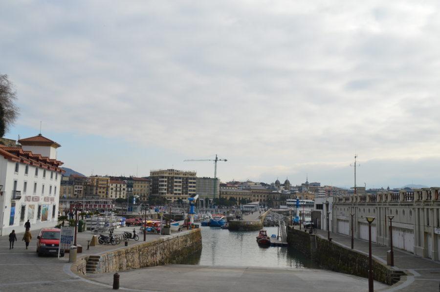 Harbor San Sebastian