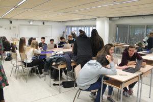 Third student meeting 3