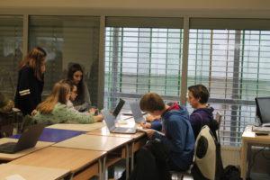 Third student meeting 4