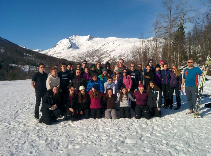 2017 Sykkylven samla på ski